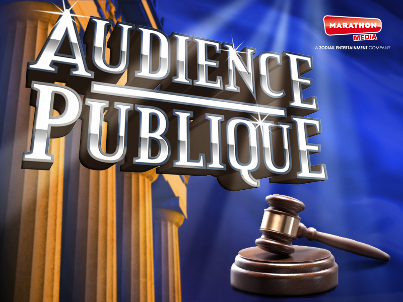 Audience publique